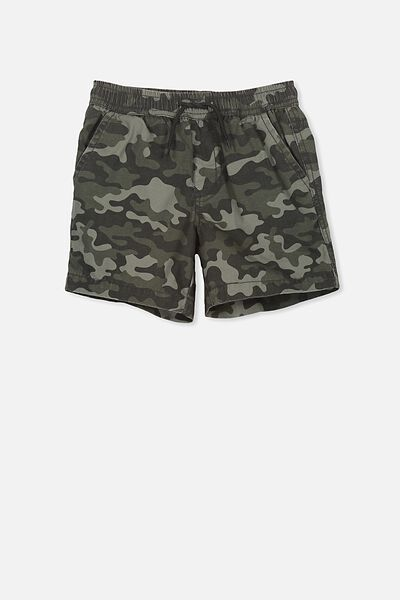 Ted Short, CAMO