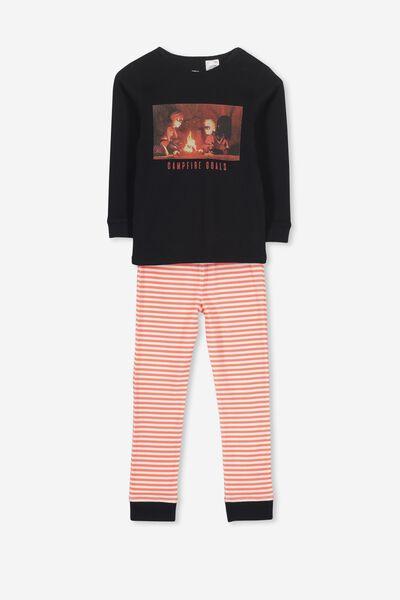 Harry Long Sleeve Boys PJ Set, LCN DIS THE INCREDIBLES