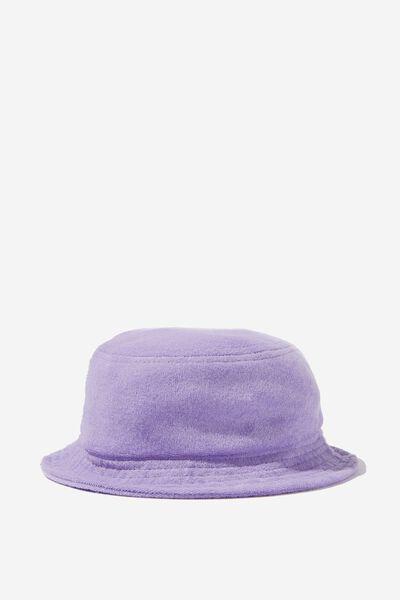 Kids Bucket Hat, AFRICAN VIOLET