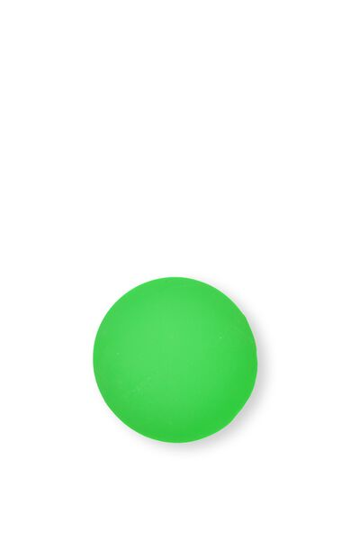 Glow In The Dark Bouncing Ball, GREEN