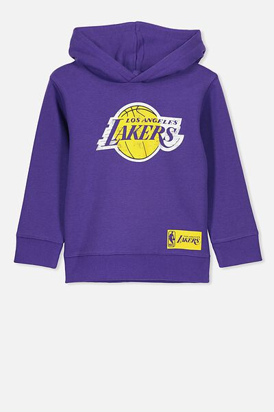 Co-Lab Fleece, COURT PURPLE/LA LAKERS
