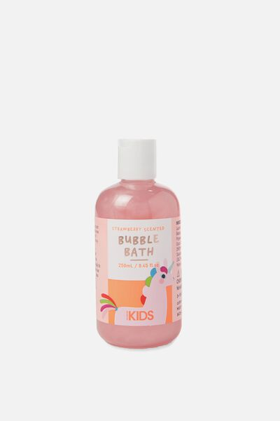 Bubble Bath, STRAWBERRY