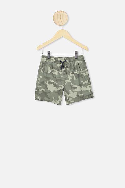 Volly Short, CAMO
