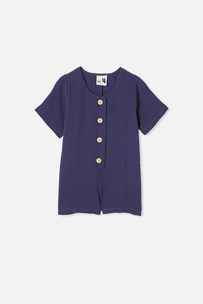 Monica Playsuit, INDIGO