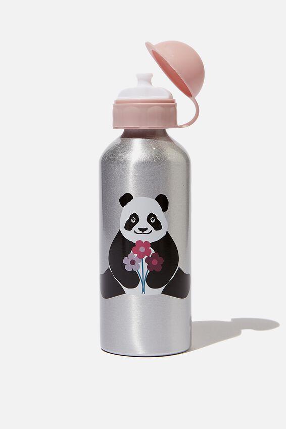Aluminium Drink Bottle, PANDA