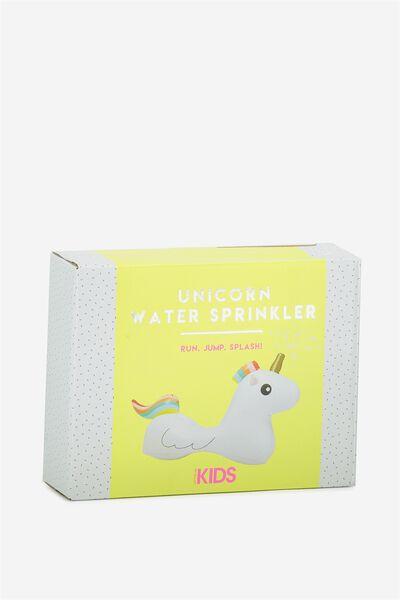 Kids Unicorn Sprinkler, MULTICOLOURED2