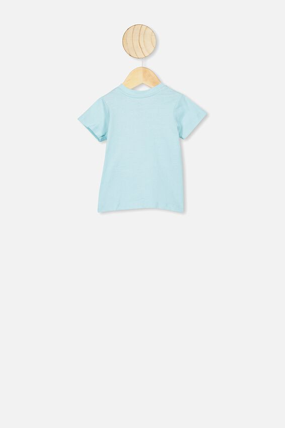 Jamie Short Sleeve Tee, DREAM BLUE/MAMA & ME