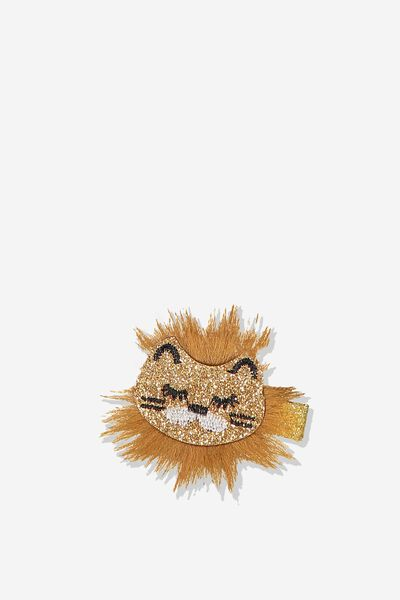 Party Hairclips, LION