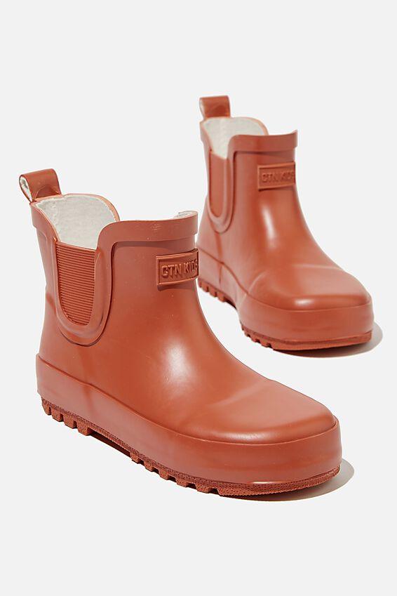 Gusset Gumboots, CHUTNEY