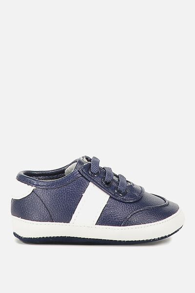 Charlie Mini Sneaker, NAVY