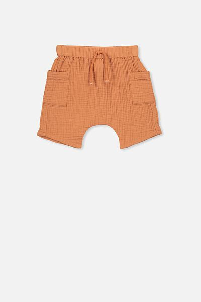Jordan Shorts, TERRACOTTA RUST