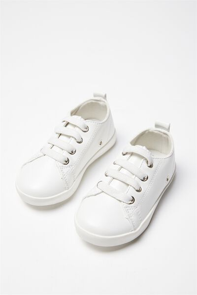 Mini Classic Trainer, WHITE