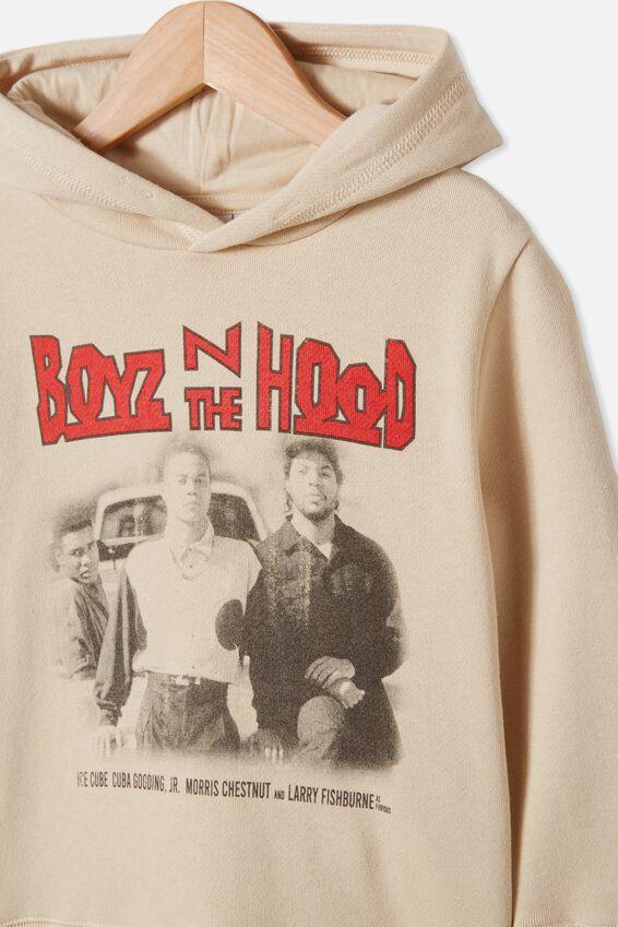 License Hoodie, LCN SON BOYZ IN DA HOOD/RAINY DAY
