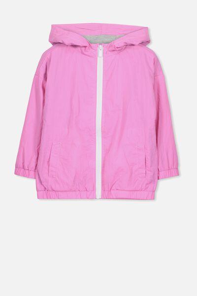 Whitney Spray Jacket, FUSCHIA PINK