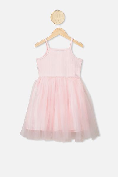 Ines Dress Up Dress, CRYSTAL PINK