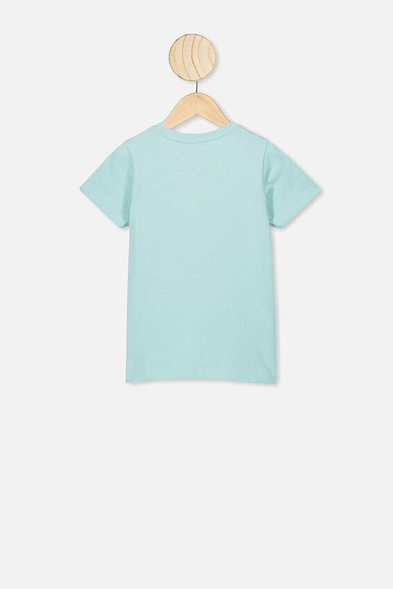 Max Short Sleeve Tee, YUCCA/SEE YOU OUT THERE