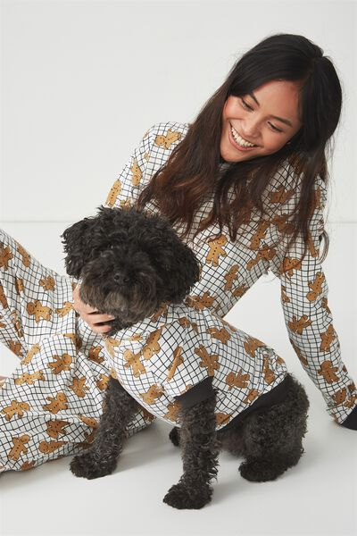 Dog Sweater, GINGERBREAD MAN