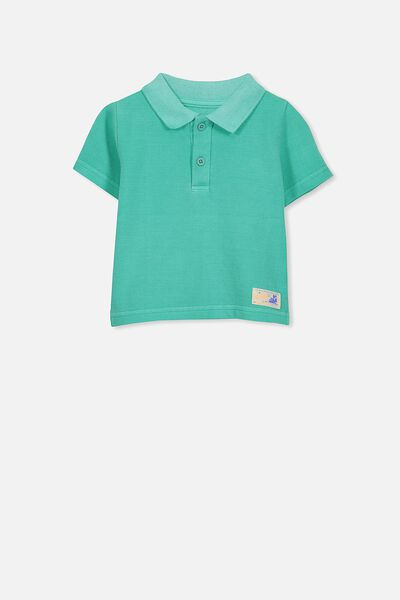 Hugo Polo Tee, SPEARMINT