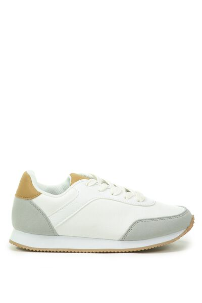 Easton Trainer, WHITE