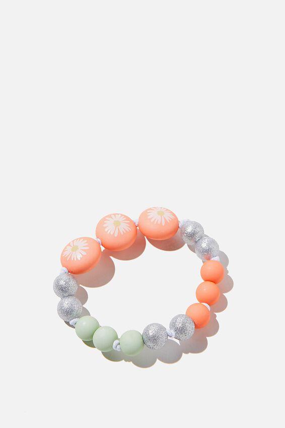 Mixed Beaded Bracelet, HAPPY COLOUR