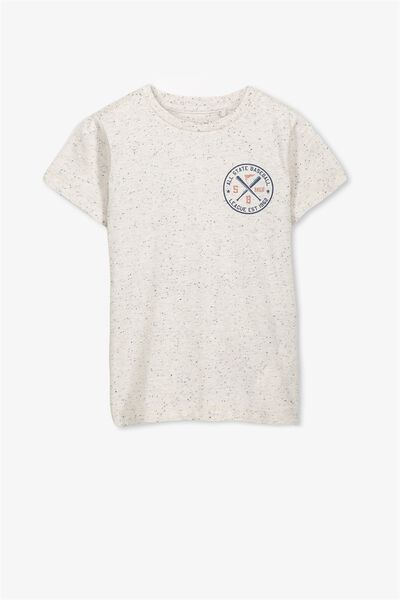 Max Short Sleeve Tee, ALL STATE/SIS