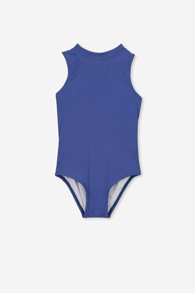 Rachael One Piece, RIB GALAXY BLUE
