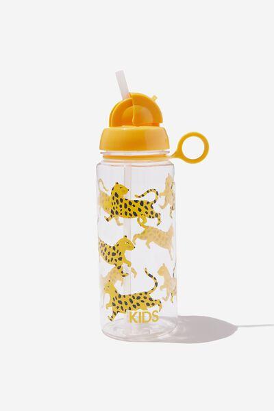 Spring Drink Bottle, ORANGE TIGER