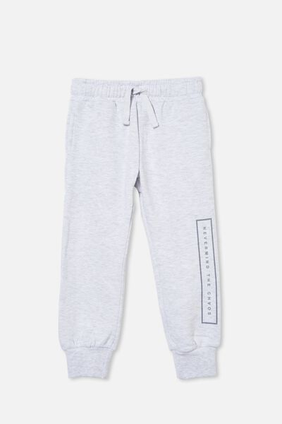 Marlo Trackpant, WHITE MARLE/NEVERMIND THE CHAOS