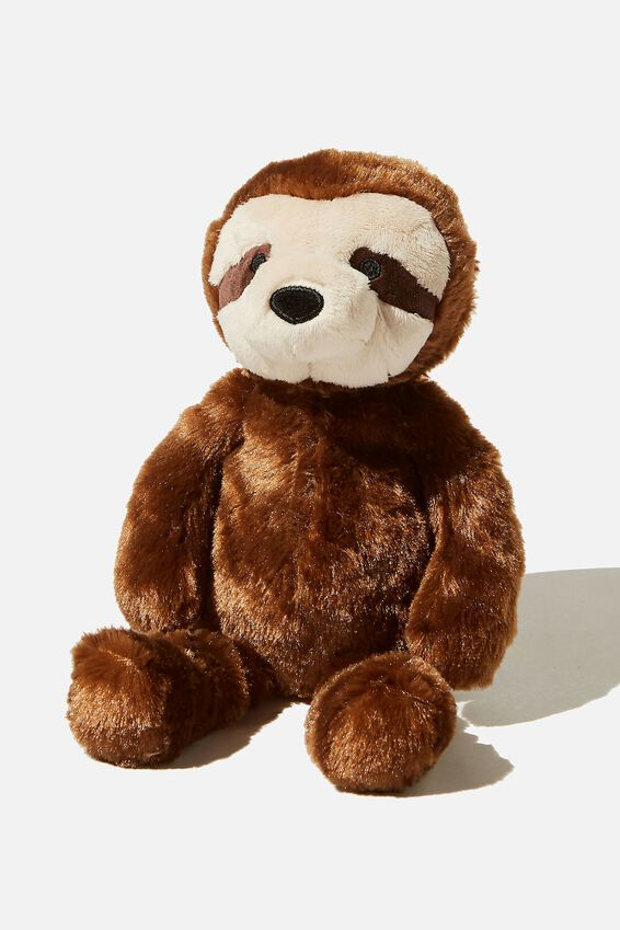 Baby Snuggle Toy, SLOTH