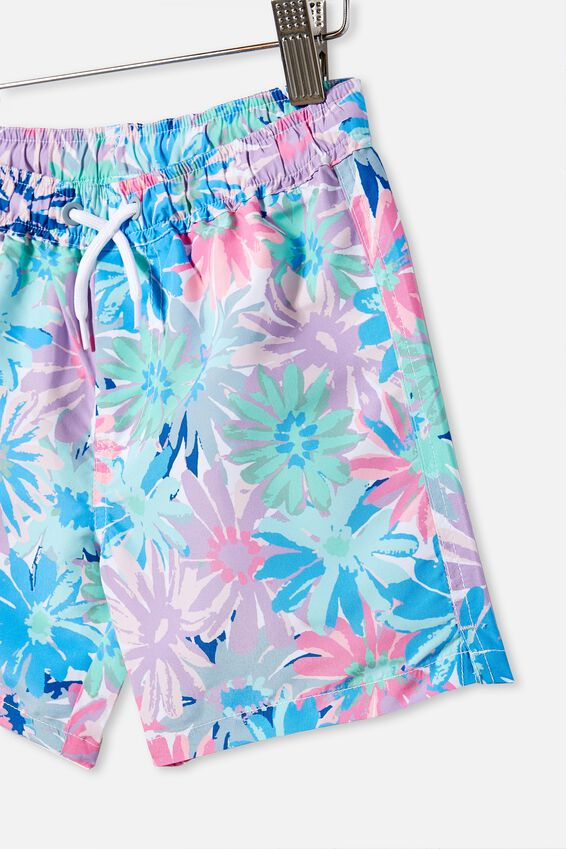 Kip&Co Boys Boardshorts, LCN KIP PETAL POWER