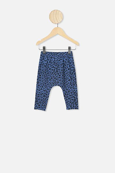 The Legging, PETTY BLUE/SUMMER OCELOT