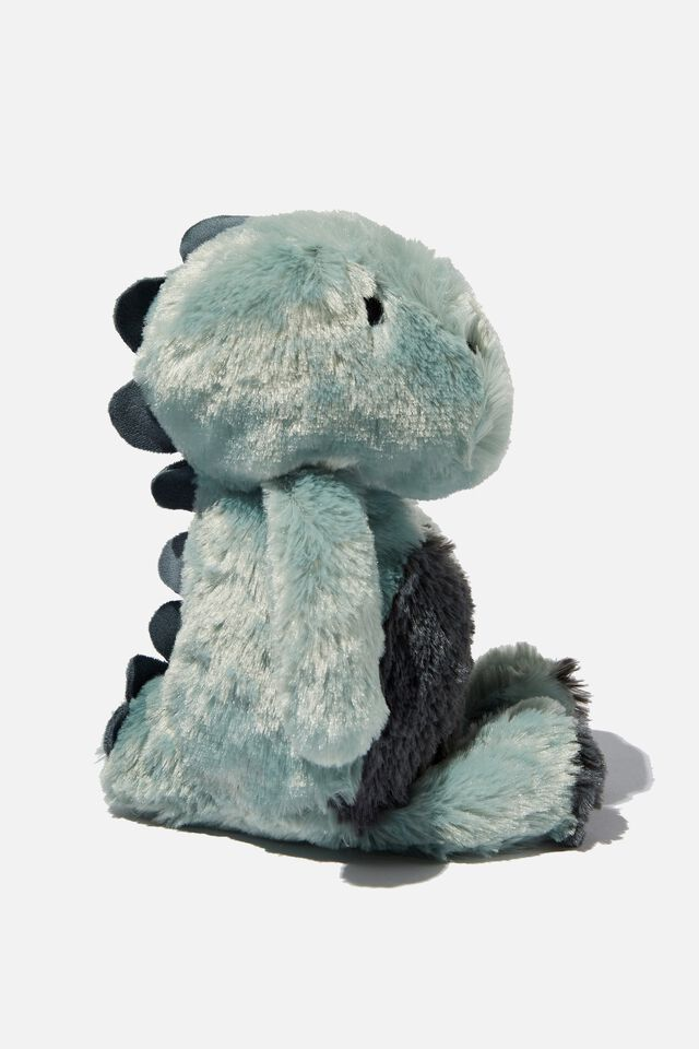 Baby Snuggle Toy, GREEN DINO