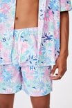 Kip&Co Mens Boardshorts, LCN KIP PETAL POWER