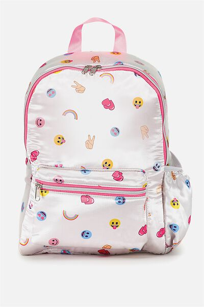License Backpack, EMOJI DO YOU SPEAK EMOJI