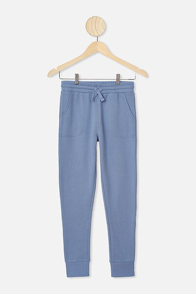Heritage Trackpant, DUSTY BLUE