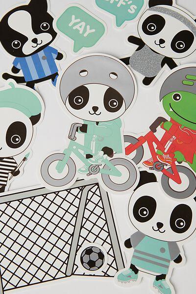 Sunny Buddy Wall Stickers, OLI
