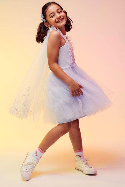 Iris Tulle Dress, LCN DIS/ELSA CAPE