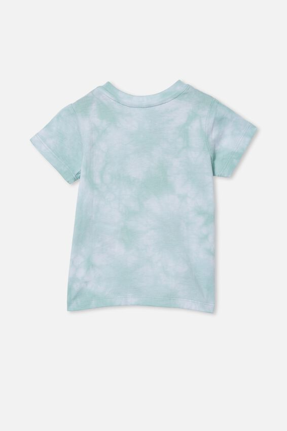 Jamie Short Sleeve Tee, DUCK EGG TIE DYE/DON T MESS WITH MAMA