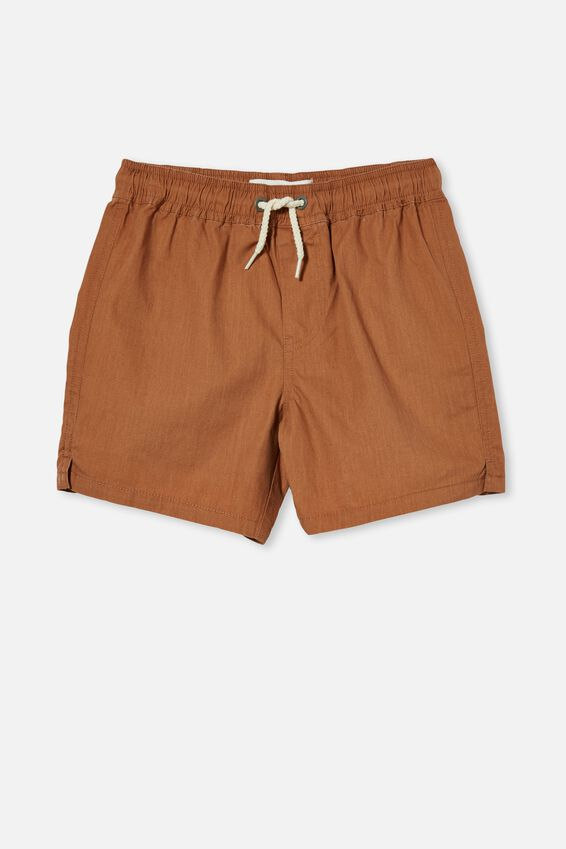 Volly Short, AMBER BROWN