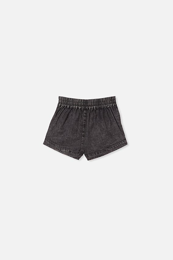 Cassidy Short, BLACK WASH