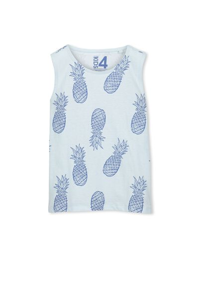 Isaac Tank, YOLO BLUE/PINEAPPLES