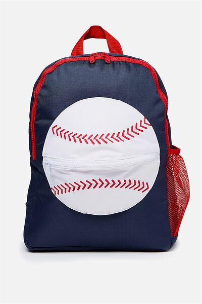School Backpack, BASEBALL