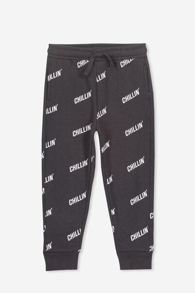 Lewis Trackpant, GRAPHITE/CHILLIN