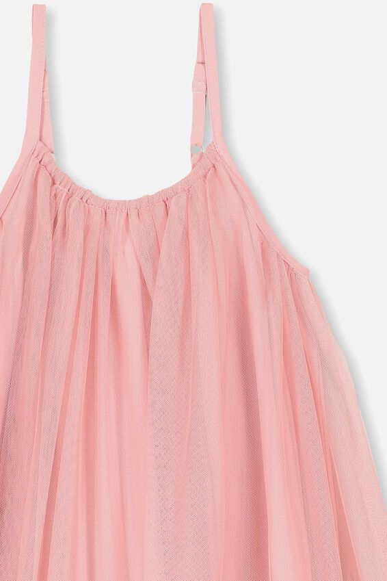 Iggy Dress Up Dress, DUSTY ROSE