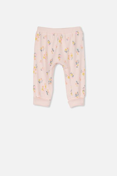 Casey Trackpant, CRYSTAL PINK/NORA FLORAL