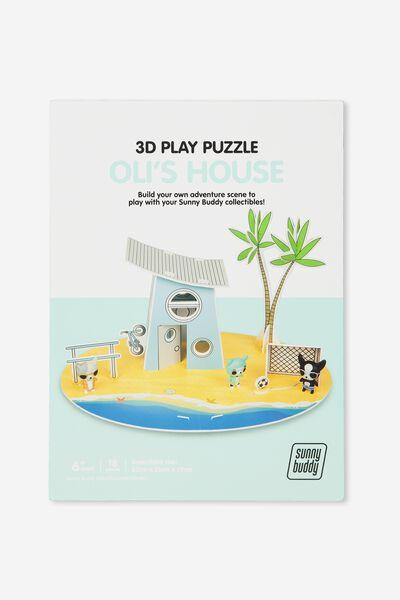 Sunny Buddy 3D Puzzle Play, OLI HOUSE