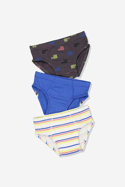 76126b70e6e64 Boys Socks & Underwear - Boys Boxers & More | Cotton On