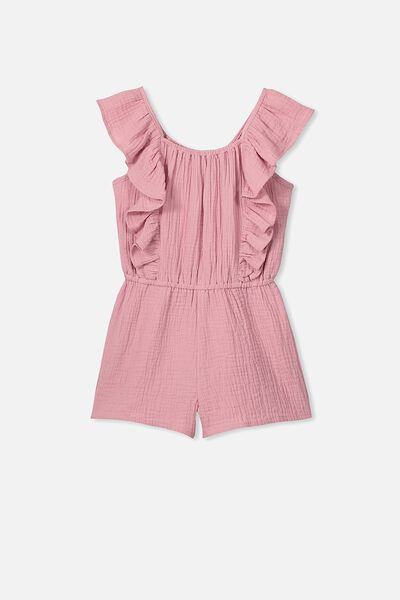 Kieri Playsuit, SWEET BLUSH