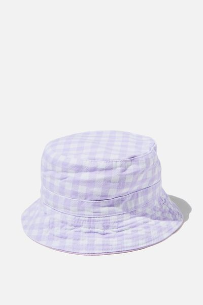 Reversible Bucket Hat, VINTAGE LILAC