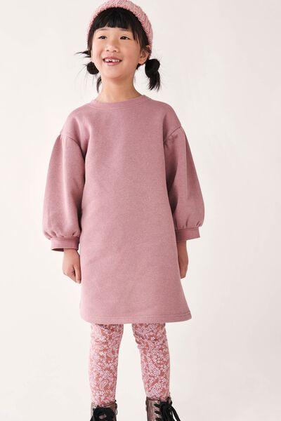 Angel Long Sleeve Dress, DUSTY BERRY/SPARKLE